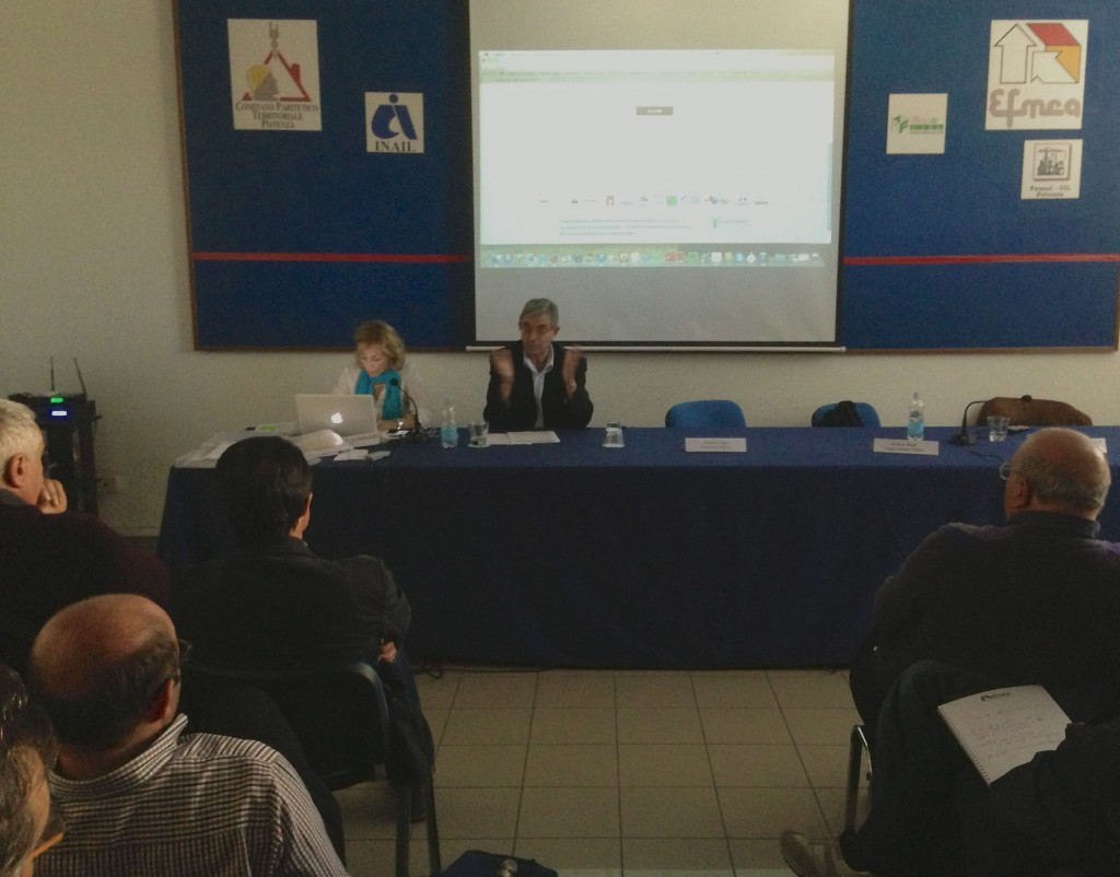 EFMEA Potenza – la riunione interregionale MICS